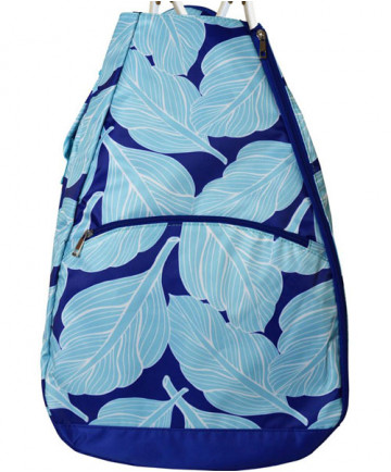 All For Color Palm Paradise Backpack Bag TCAV7293