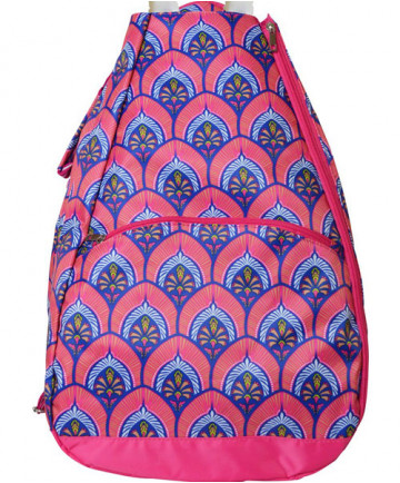 All For Color Bali Blooms Backpack Bag TCAV7295