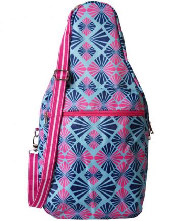 All For Color Summer Rays Pickleball Backpack Bag TCMQ7296