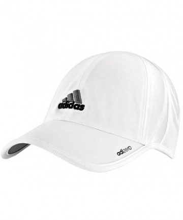 Adidas Men's AdiZero II Cap White/Black 5127562