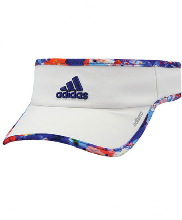 Adidas Women's AdiZero Ii Visor White/Jodo 5142862
