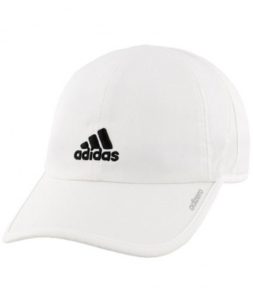 Adidas Men's AdiZero II Cap White/Black 5142900