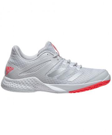 Adidas Women's AdiZero Club Shoes White/Grey AH2156