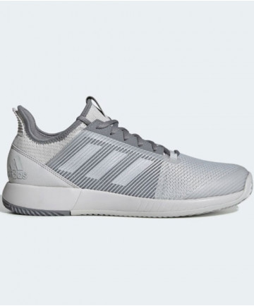 Adidas Men's Adizero Defiant Bounce 2 Shoes Grey EF0571
