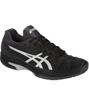 Asics Men's Solution Speed FF Shoes Black/Silver 1041A003.001