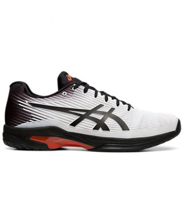Asics Men's Solution Speed FF Shoes White / Black 1041A003.102