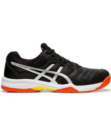 Asics Men's GEL Dedicate 6 Shoes Black / Red 1041A074.001