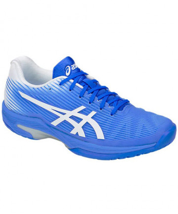 Asics Women's Solution Speed FF Shoes Blue Coast / White 1042A002.411