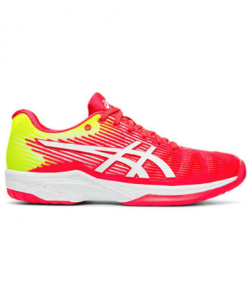 Asics Women's Solution Speed FF Shoes Laser Pink / White 1042A002.702