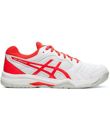 Asics Women's GEL Dedicate 6 Shoes Laser Pink / White 1042A067.102