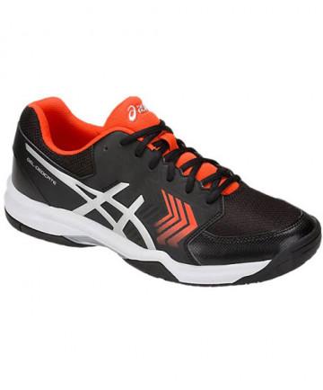 Asics Men's Gel Dedicate 5 Shoes Black / Silver E707Y-007