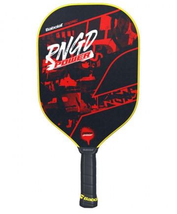 Babolat RNGD Power Pickleball Paddle 2020 Black/Red 160001-100