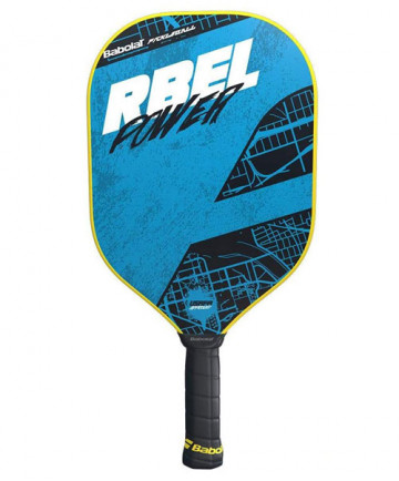 Babolat RBEL Power Pickleball Paddle 2020 Black/Blue 160003-100