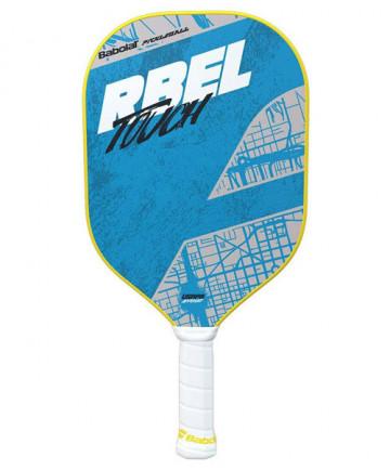 Babolat RBEL Touch Pickleball Paddle 2020 Black/Blue 160004-100