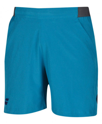 Babolat Men's Performance 7 Inch Shorts Mosiac Blue 2MS18061-4015