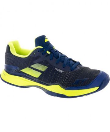 Babolat Men's Jet Mach 2 Shoes Estate Blue 30S18629-4025