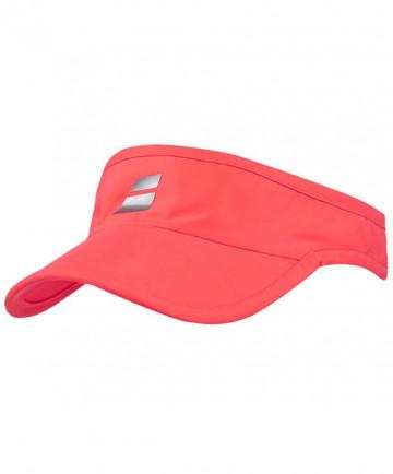 Babolat Women's Visor Fluro Red 5WS17231-201