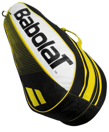 Babolat Racquet Holder Club X6 Bag Yellow 751173-113