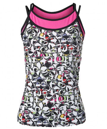Bolle HP Pop Art Double Layer Tank Pop Art Print 8406-1000