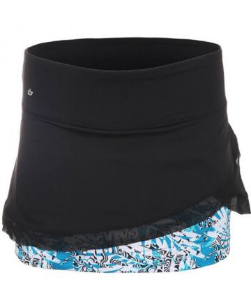 Bolle HP Island Breeze 13 Inch Wrap Skirt Black 8625-1000