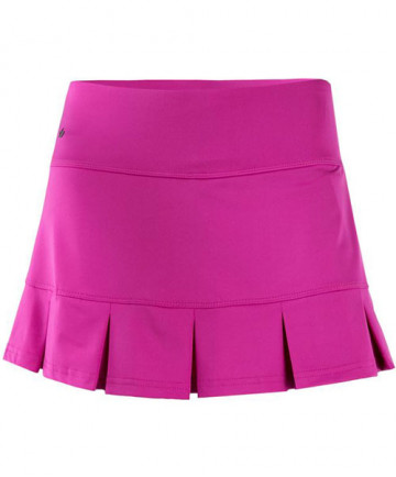Bolle HP Pop Art 13 Inch Pleated Bottom Skirt Spark Pink 8684-7644
