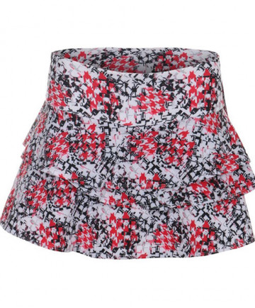 Bolle HP Checkmate Layer Skirt Print 8688-7480