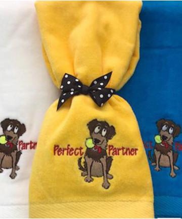 Cute Tennis Perfect Partner Towel TT-PP