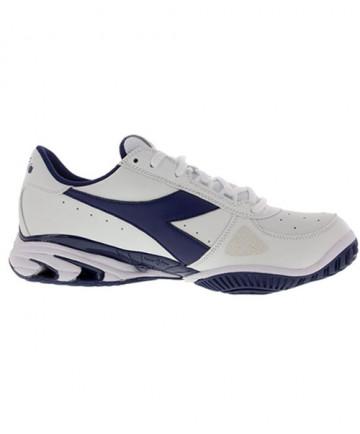 Diadora Men's S Star K Elite AG Shoes White/Navy 172993-C2433
