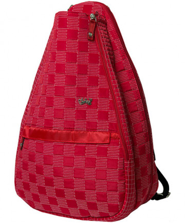 Glove-It Lady in Red Backpack Bag TR244