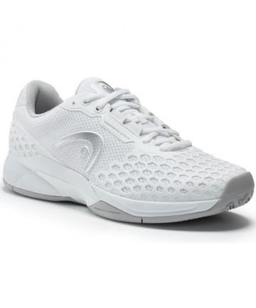 Head Women's Revolt Pro 3.0 Shoes White/Grey 274019-050