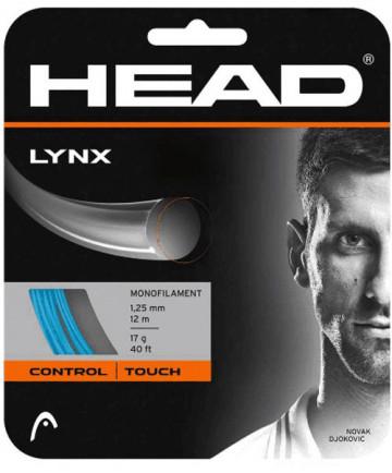 Head Lynx 17 String Blue 1.255 MM 281784-BL