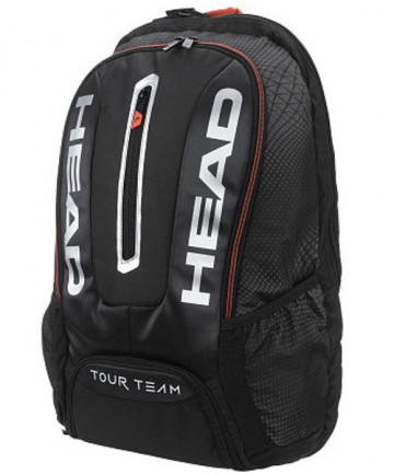 Head Tour Team Backpack Bag Black / Silver 2019 283149-BKSI