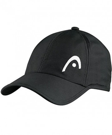 Head Pro Player Cap Black 287015