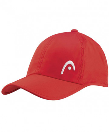 Head Pro Player Cap Red 287015
