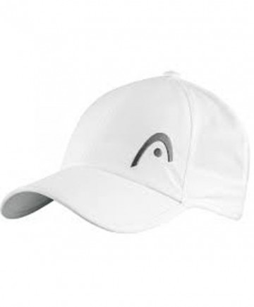 Head Pro Player Cap White 287015-WH