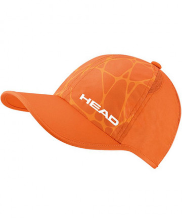 Head Light Function Cap Hat Fluorescent Orange 287068-FO