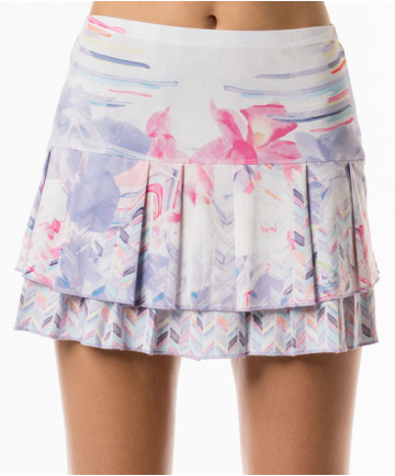 Lucky in Love Lilac It A Lot Long Vivid Skirt Lilac CB234-688515
