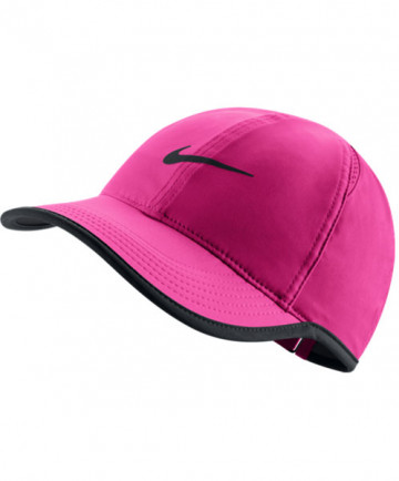 Nike Women's Featherlite Cap Hype Pink 679424-639