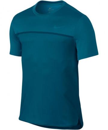 Nike Men's Challenger Crew Green Abyss 800248-301