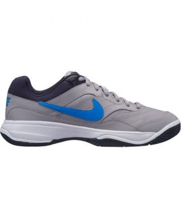 Nike Men's Court Lite Shoes Grey/Blue 845021-049
