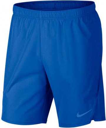 Nike Men's 9 Inch Court Flex Ace Shorts Signal Blue 887515-403