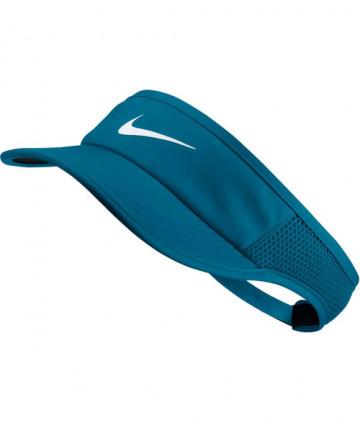 Nike Women's Aerobill Featherlite Visor Neo Turquoise 899656-430