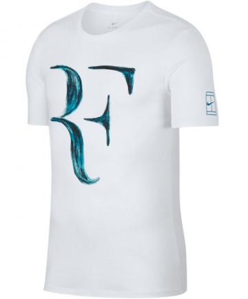 Nike Men's Roger Federer Tee White 913466-100