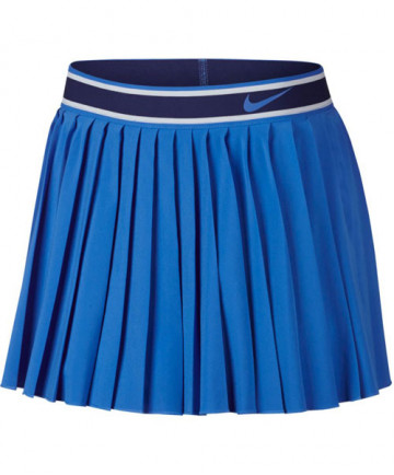 Nike Women's Court Victory Skirt Signal Blue 933218-403