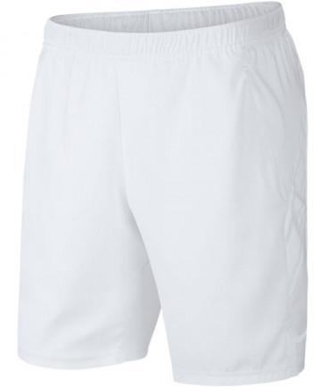 Nike Men's Court Dry 9 Inch Shorts White 939265-100