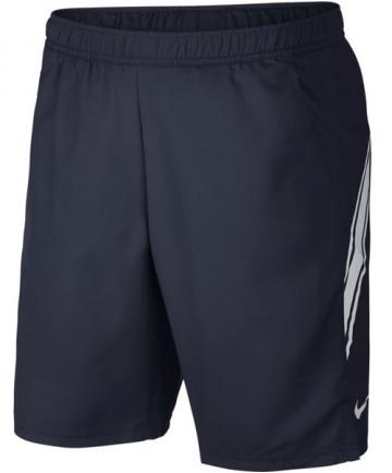 Nike Men's Court Dry 9 Inch Shorts Obsidian Navy 939265-451