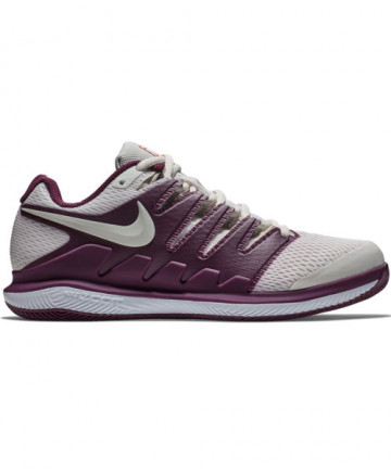 Nike Women's Zoom Vapor X Shoes Bordeaux/Phantom AA8027-601