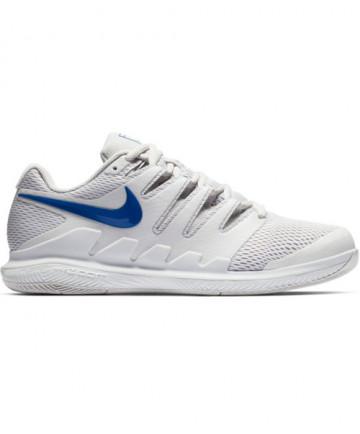 Nike Men's Air Zoom Vapor X Shoes Vast Grey / Indigo Force AA8030-044
