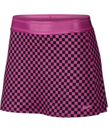 Nike Women's Court Dry Straight Skirt Active Fuchsia Print AT6823-623