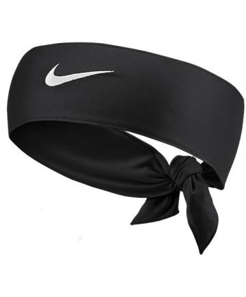 Nike Swoosh DriFit HeadTie 2.0 Black NJN85-010